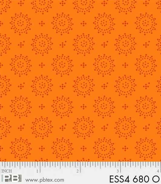 Bear Essentials 4 Dots Geo Orange