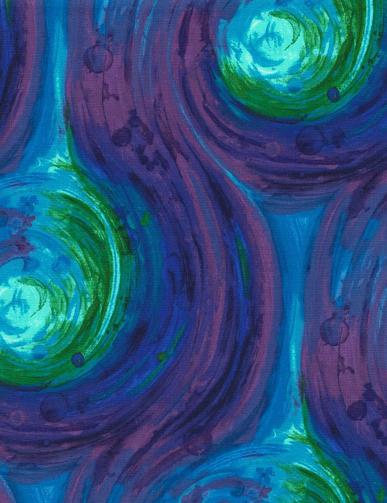 Fantasy - Painted Swirl - Brite