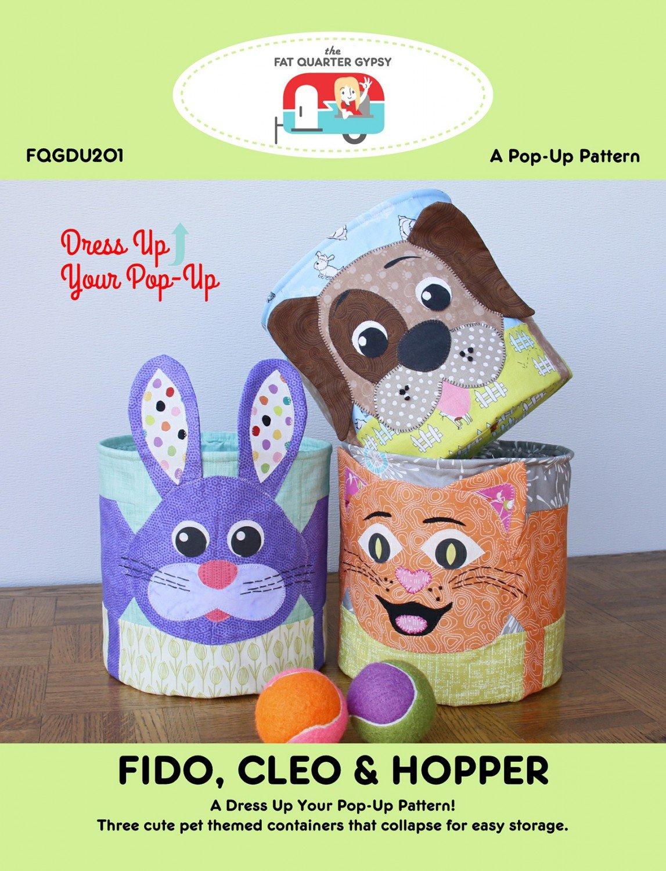 Fido, Cleo & Hopper