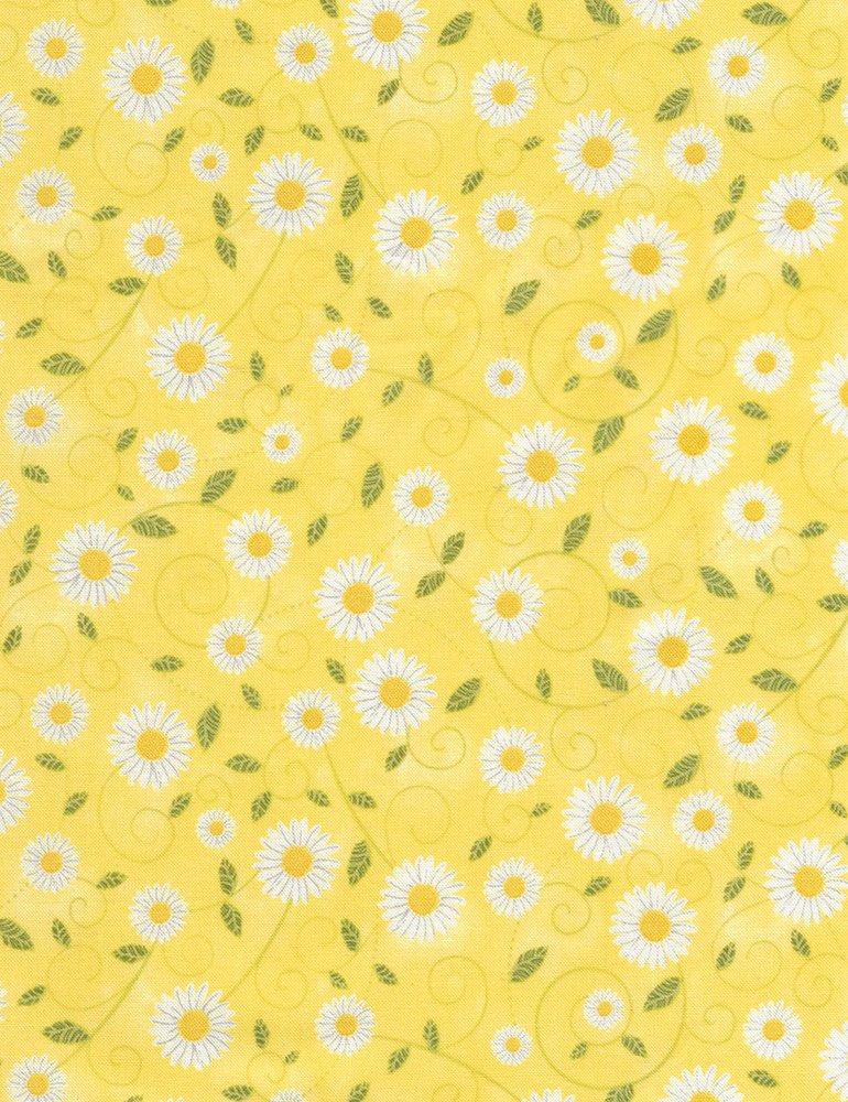 Sunshine Daisy Vines - Yellow