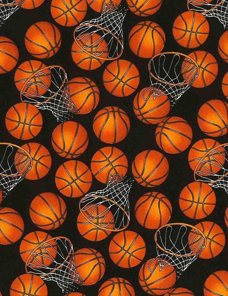 Basketball and Hoops