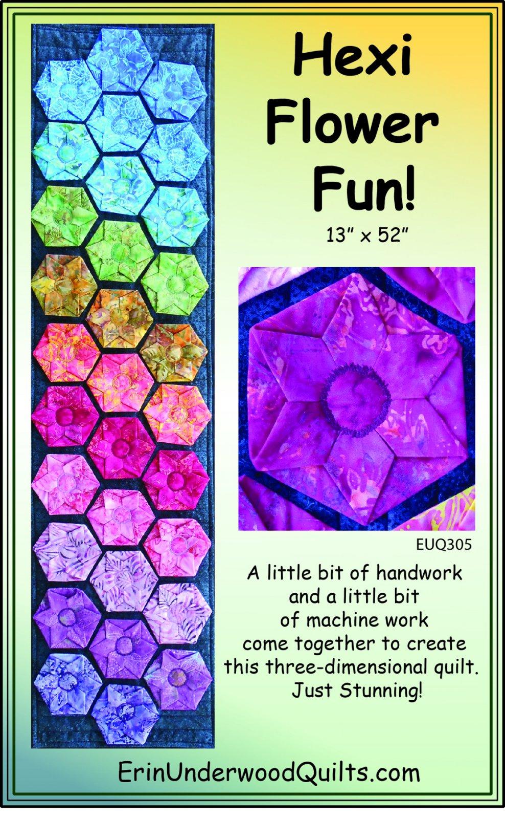 Hexi Flower Fun!