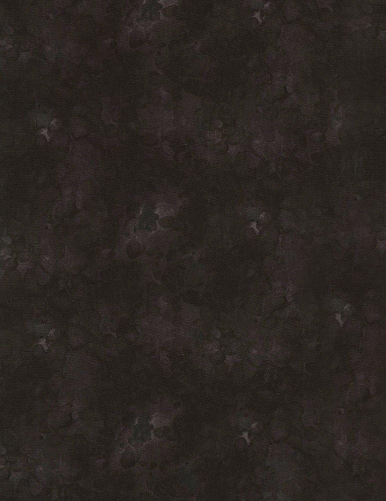 Solid-ish Watercolor Black