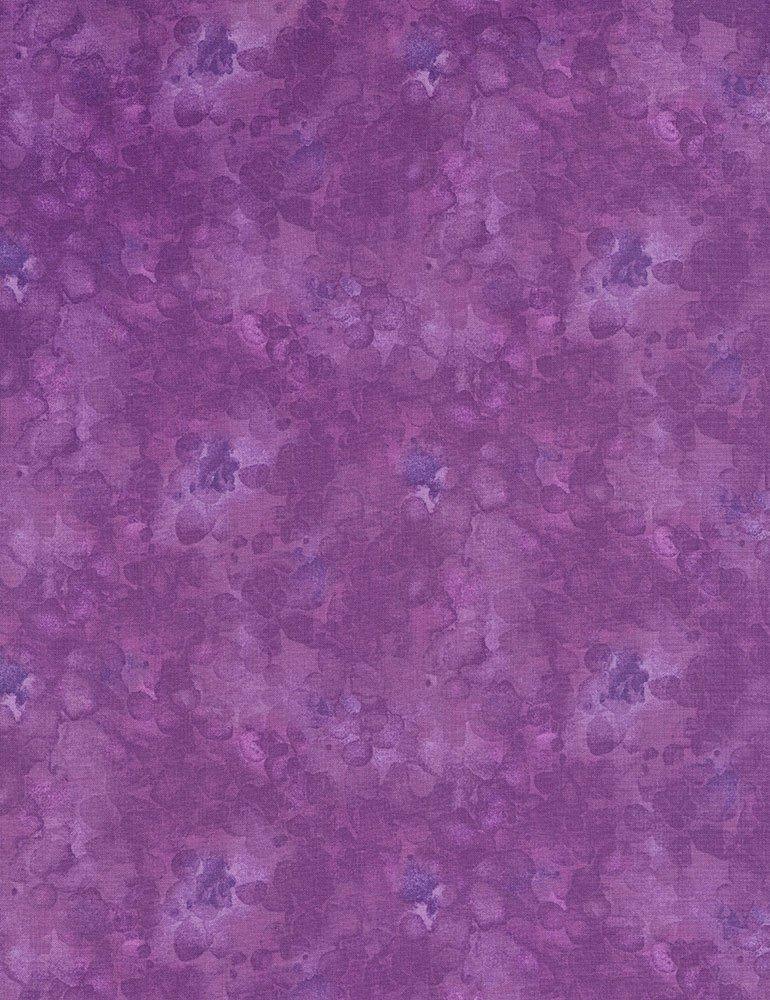 Solid-ish Watercolor Grape
