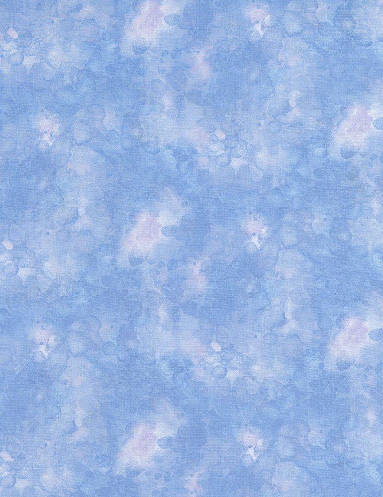 Solid-ish Watercolor Sky