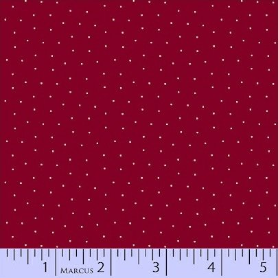 Scrappier Dots - Red