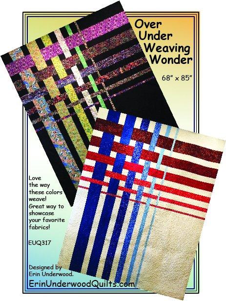 Over Under Weaving Wonder