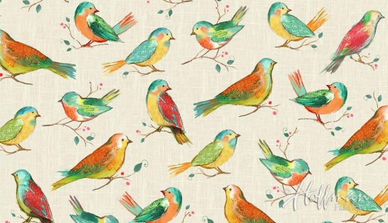 All a Twitter - Spring (Birds)