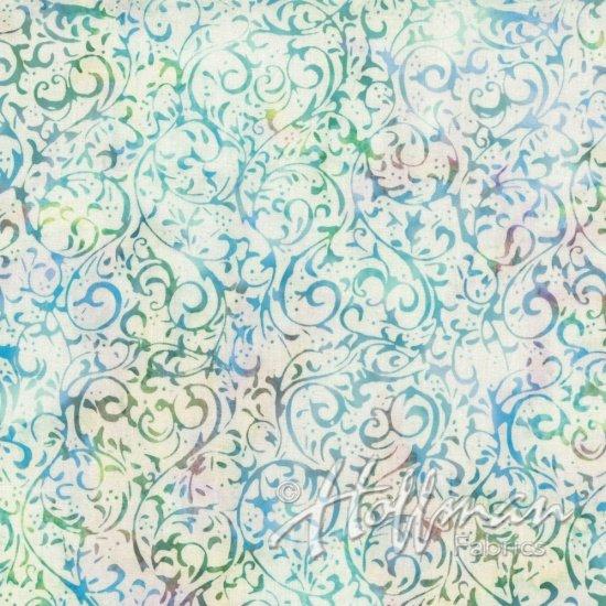 Bali Batiks - Scroll Prism