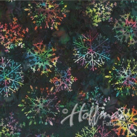 Bali Batiks - Snowflake Celestials