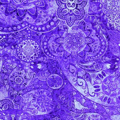 Bohemian Rhapsody Ombre - Purple Haze