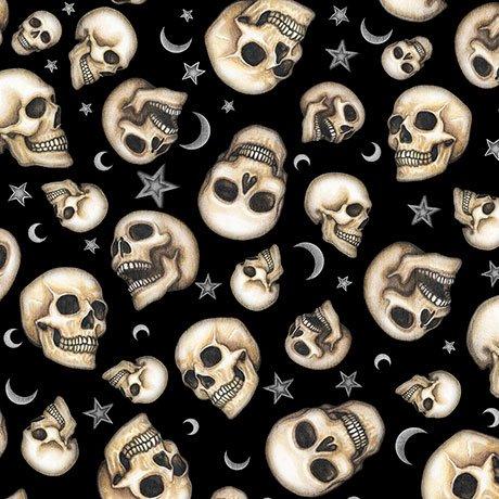Spellbound Skulls - Black