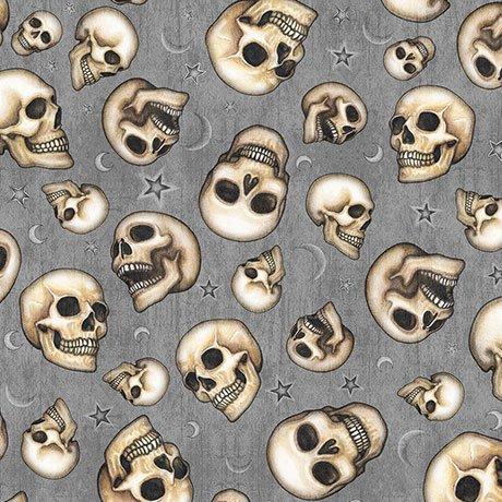 Spellbound Skulls - Gray