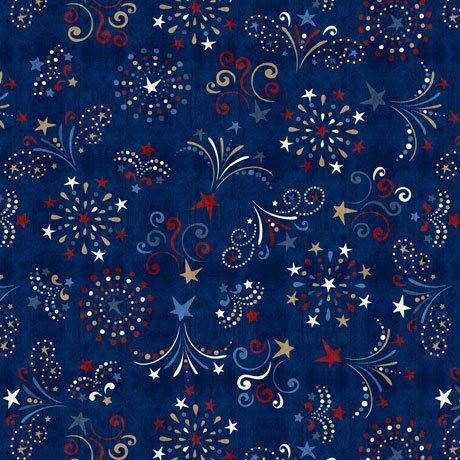 American Pride Fireworks - Navy