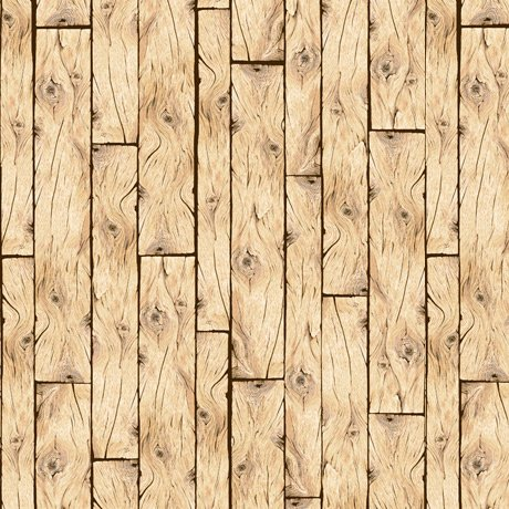 Loyal Loveable Labs - Wood Planks - Tan