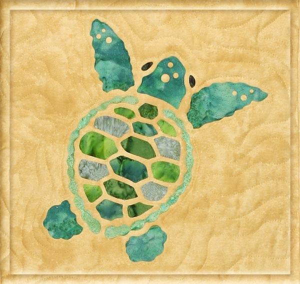 Sewquatic Turtle Hatchling 2
