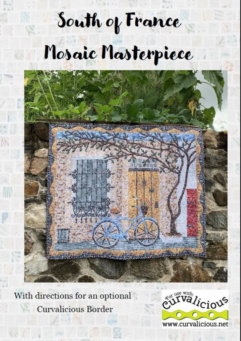 South of France Mosaic Masterpiece