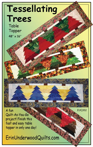 Tessellating Trees Table Topper PDF