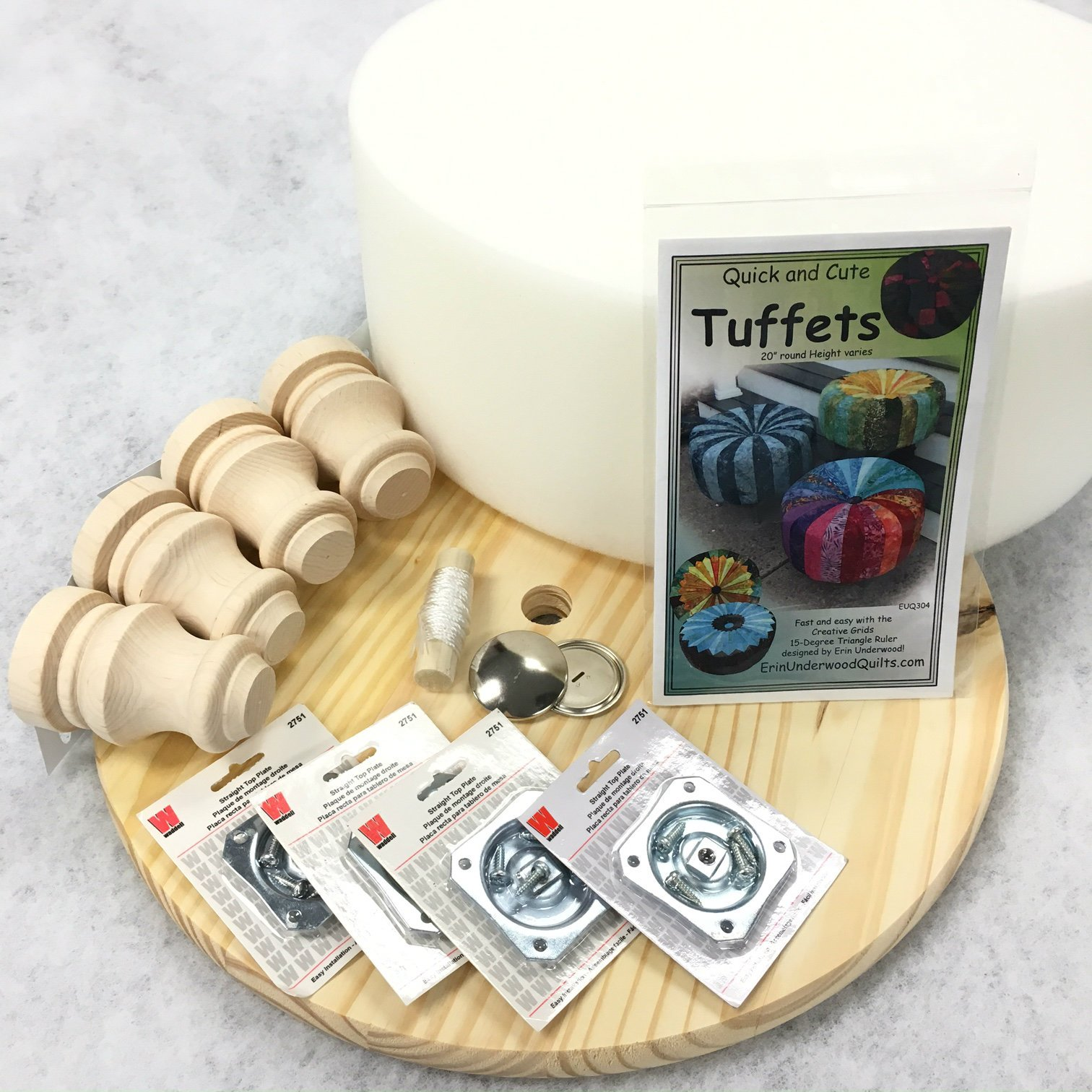 Quick and Cute Tuffet Kit