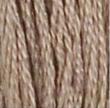 07 Dark Tin DMC Embroidery Floss