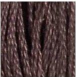 09 Very Dark Cocoa DMC Embroidery Floss