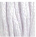 27 White Violet DMC Embroidery Floss