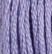 30 Medium Light Blueberry DMC Embroidery Floss