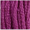 34 Dark Fuchsia DMC Embroidery Floss
