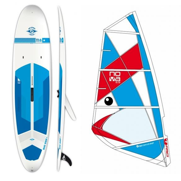 Bic Wind SUP 11'6 with Rig