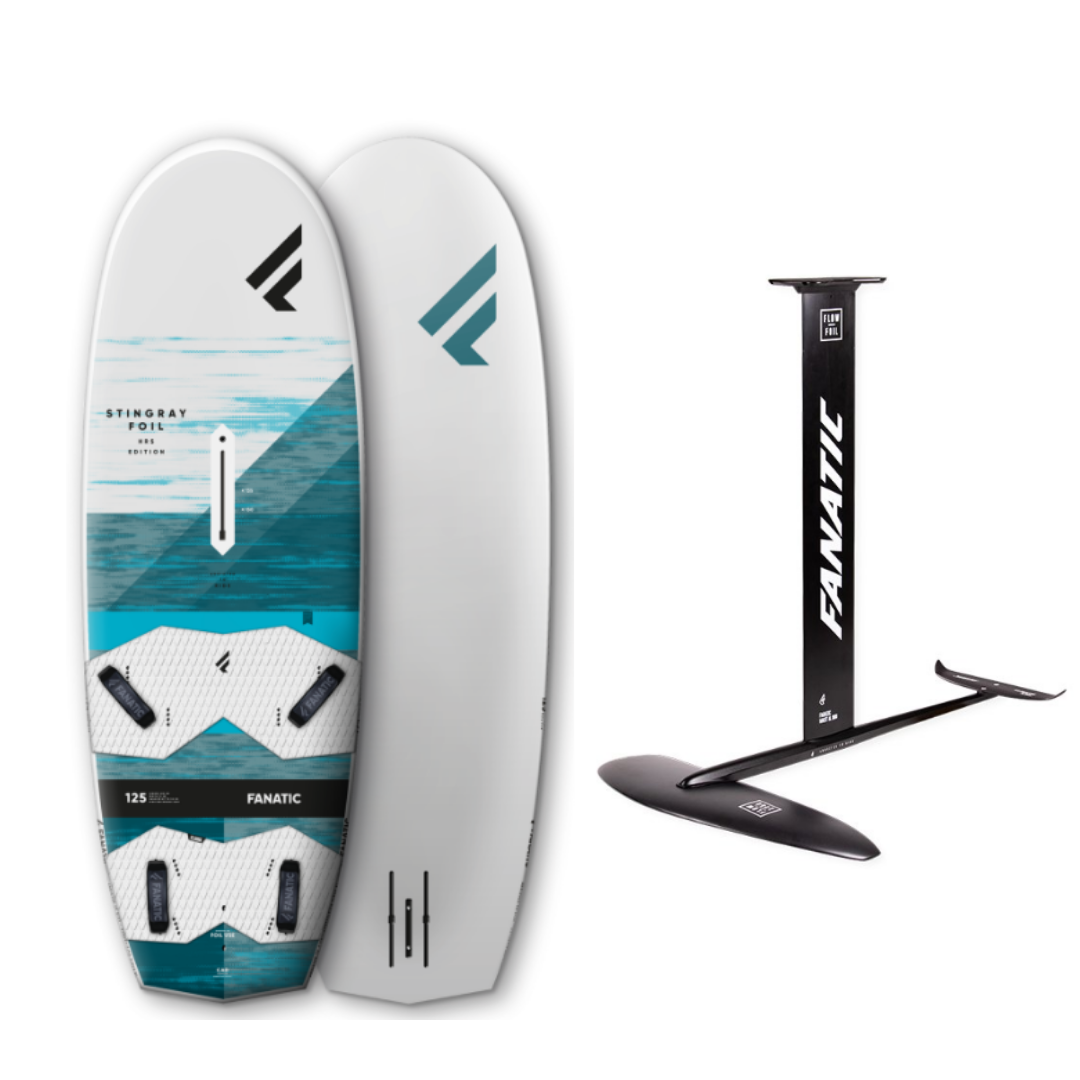 2020 Fanatic Stingray HRS 125 Foil Package