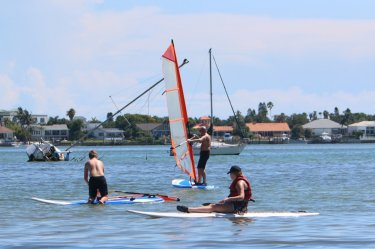 Windsurfing Lessons for Beginners | St  Pete Beach, FL