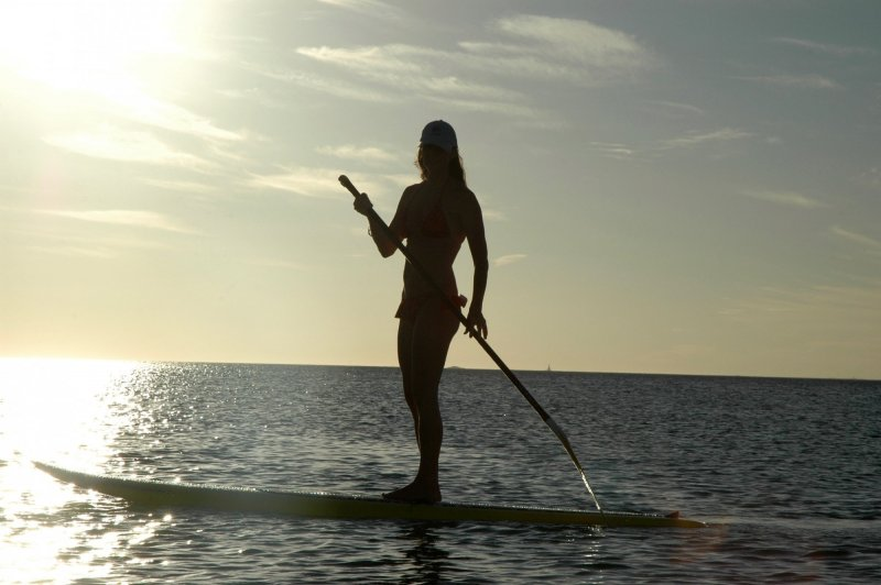paddleboard rental st pete beach