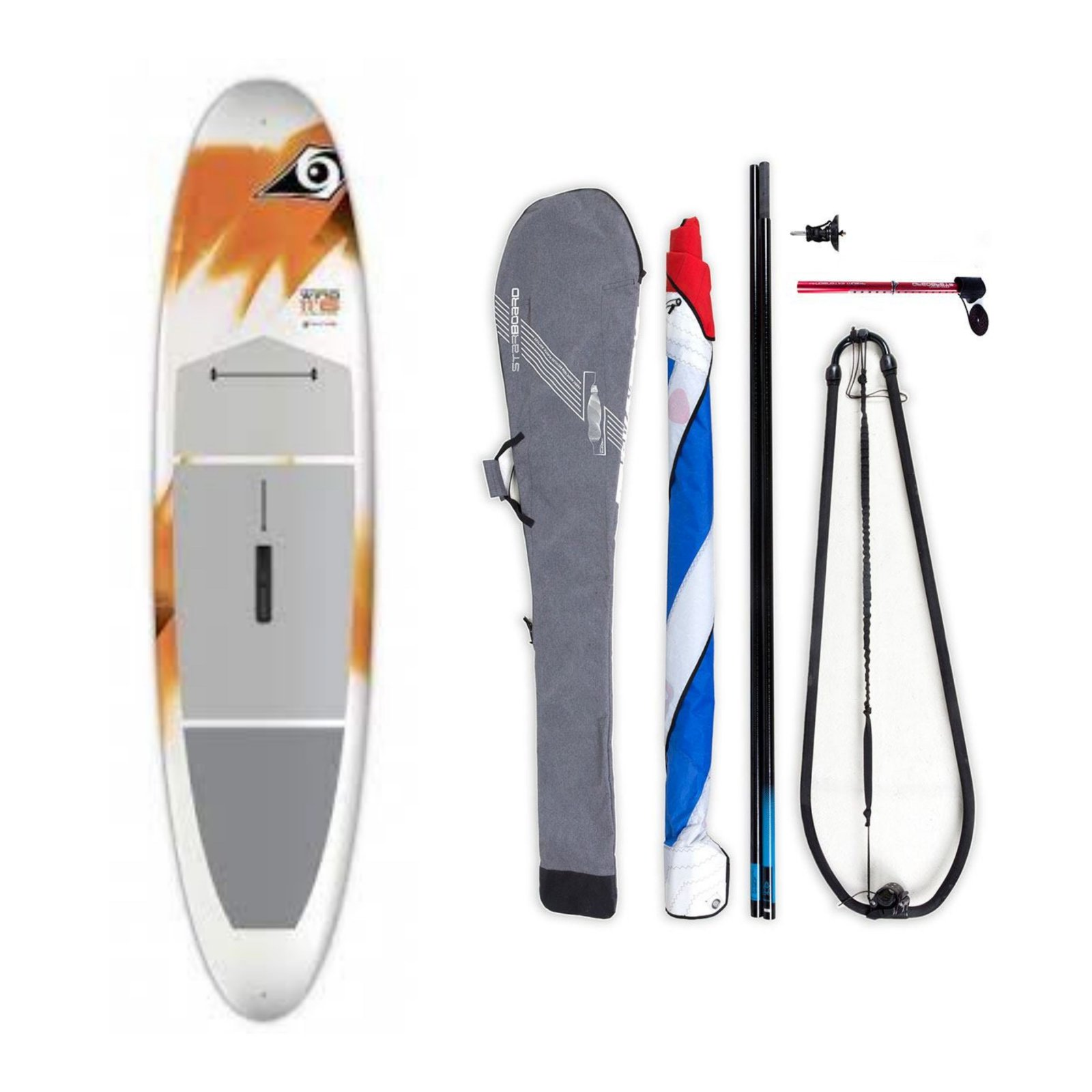 Bic 11'6 Wind/Starboard Classic Rig Package