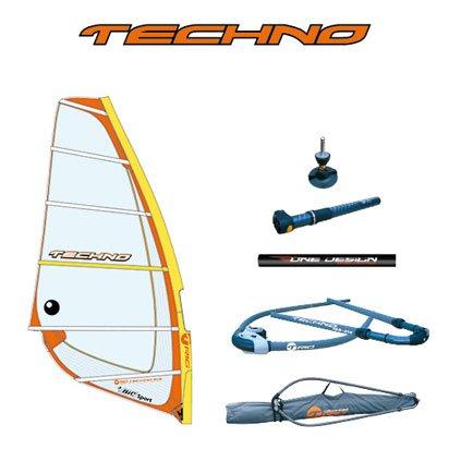 Bic Techno Rig