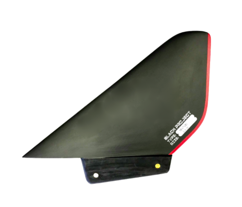 Black Project Kestrel Delta Weed Fin