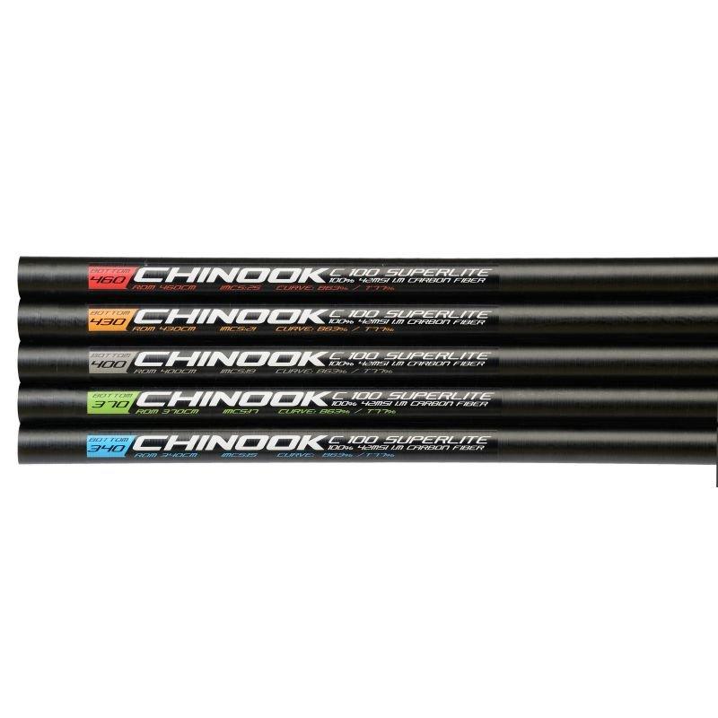 Chinook RDM 100% Carbon Mast