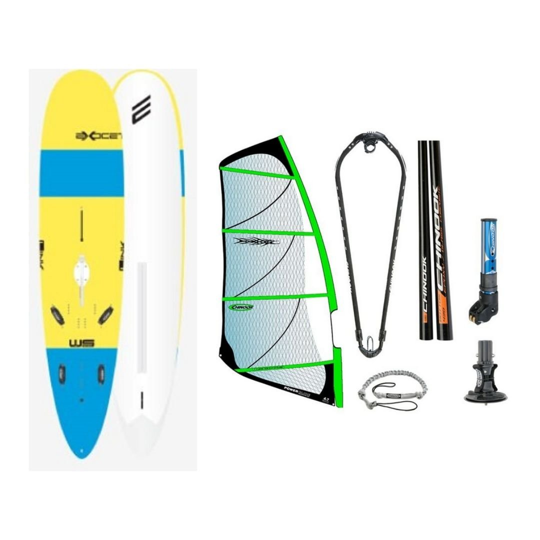 Exocet WindSUP Package