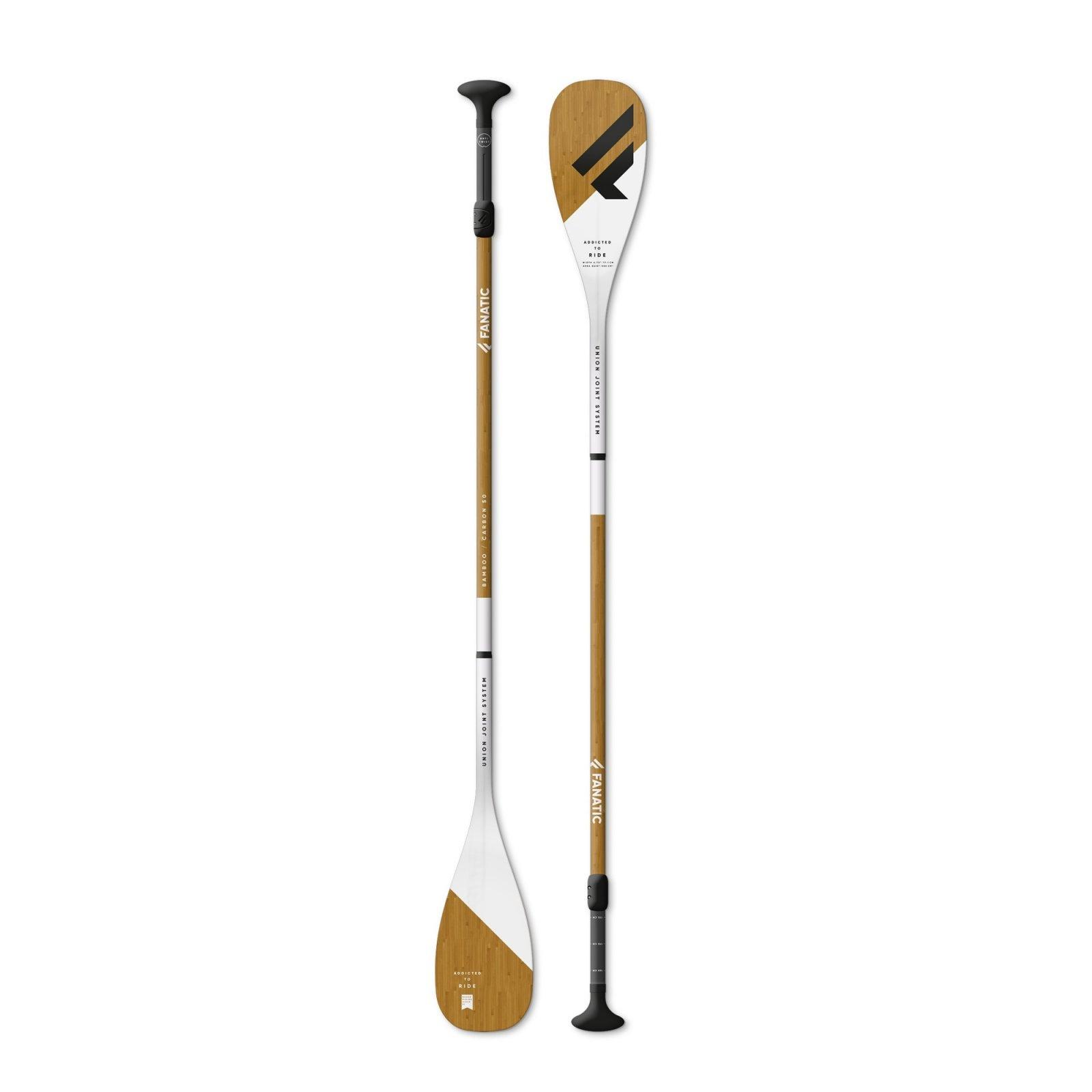 Fanatic Bamboo Carbon 50 Adj. SUP Paddle