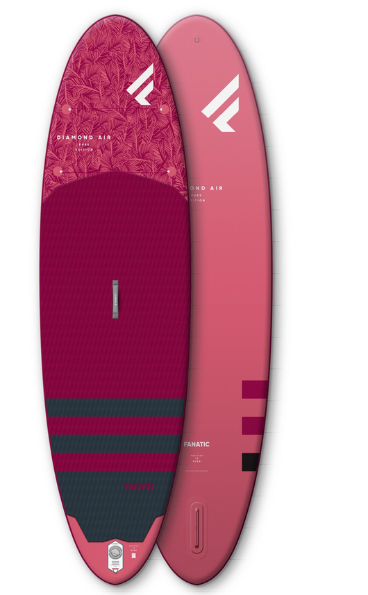 Fanatic Diamond Air Inflatable SUP Package (2020)