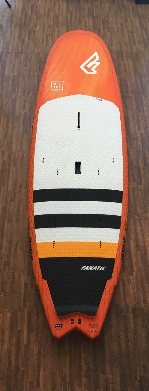 Used Fanatic Stubby Foil SUP (2019)