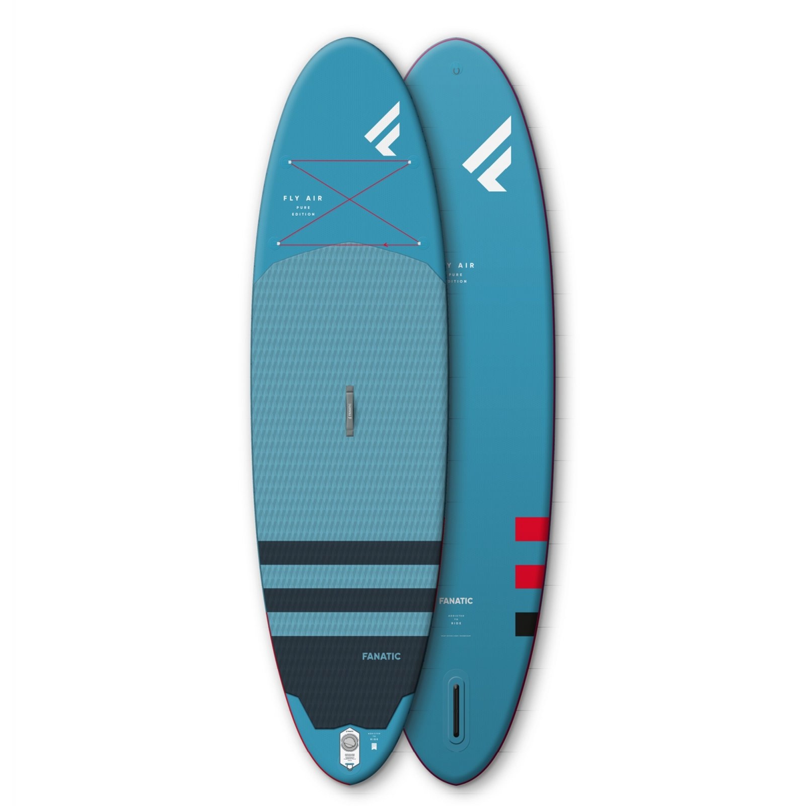 Fanatic Fly Air Inflatable SUP board  (2020)