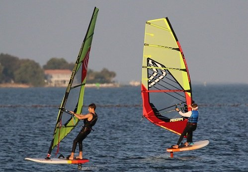 windfoil rental kit