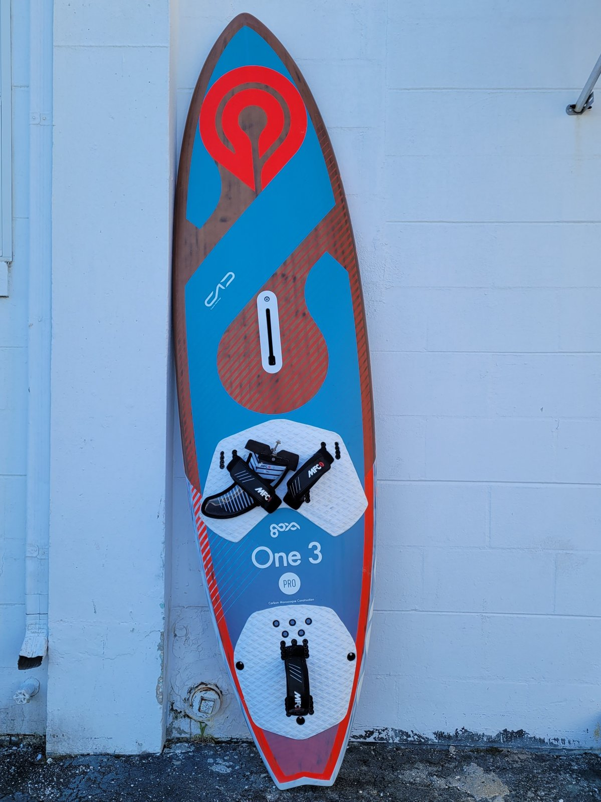Used Goya One 3 Pro 95 Windsurf Board