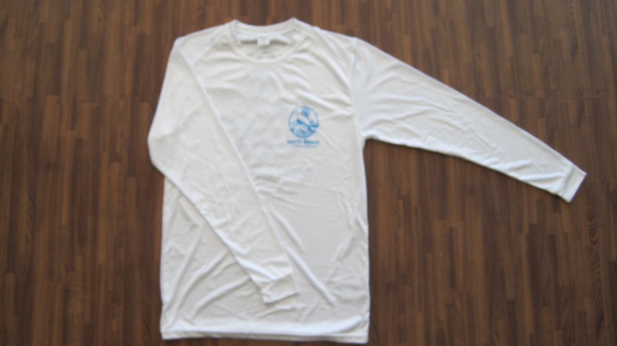 North Beach Windsurfing Rash Guard