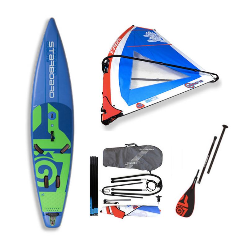 Starboard Inflatable Waterman Package