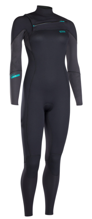 Ion Trinity Element Semidry 3/2 FZ Womens Wetsuit (2018)