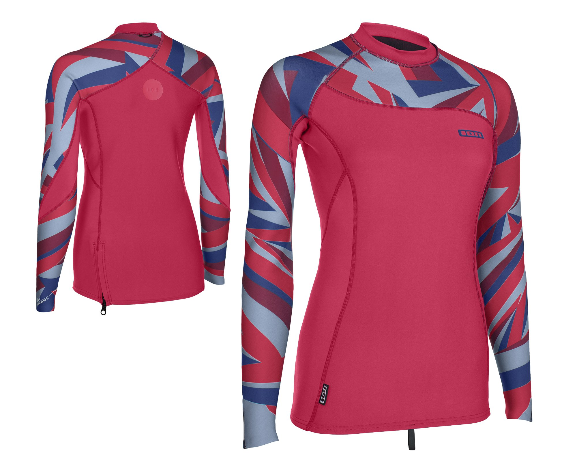 Ion Women's Neo Top 2/1mm (Long Sleeve)