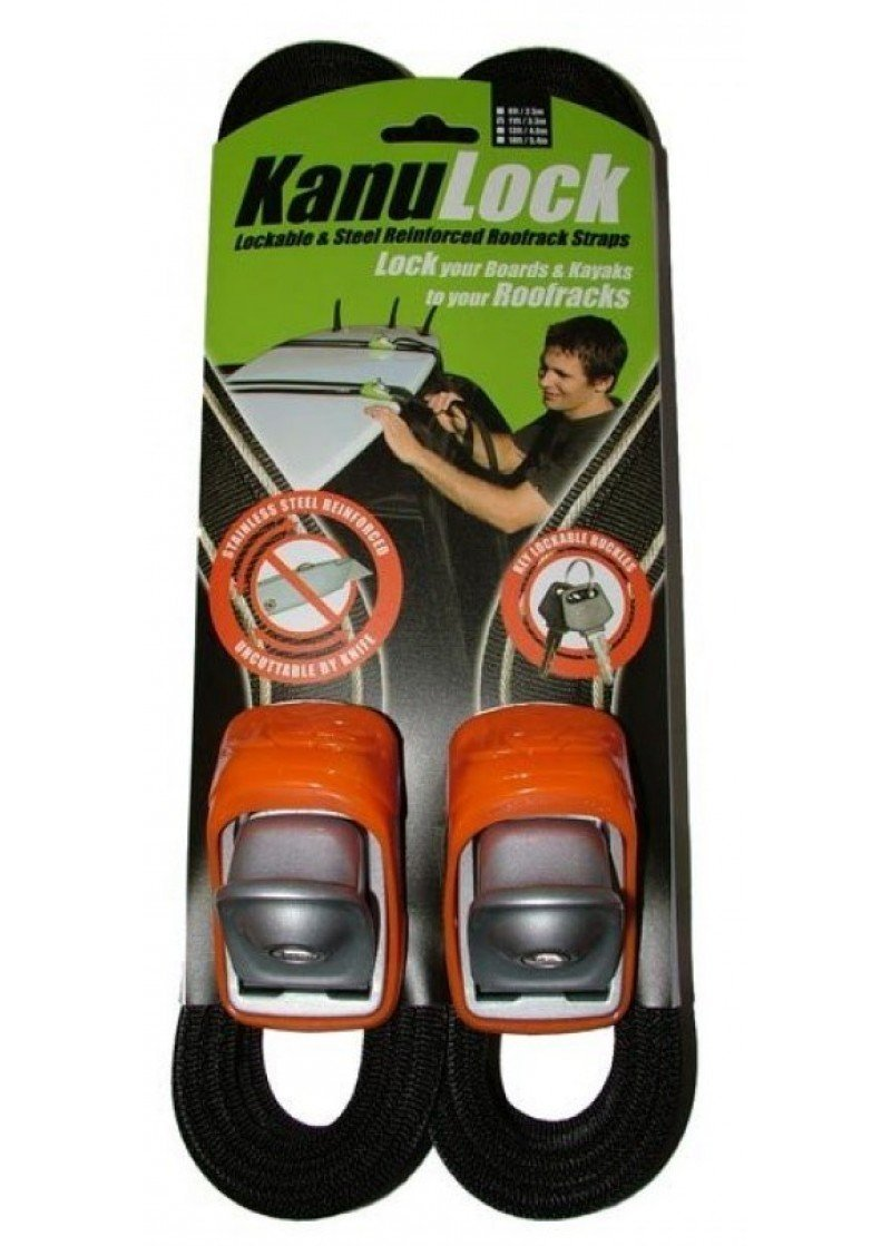 Kanulock Locking Straps