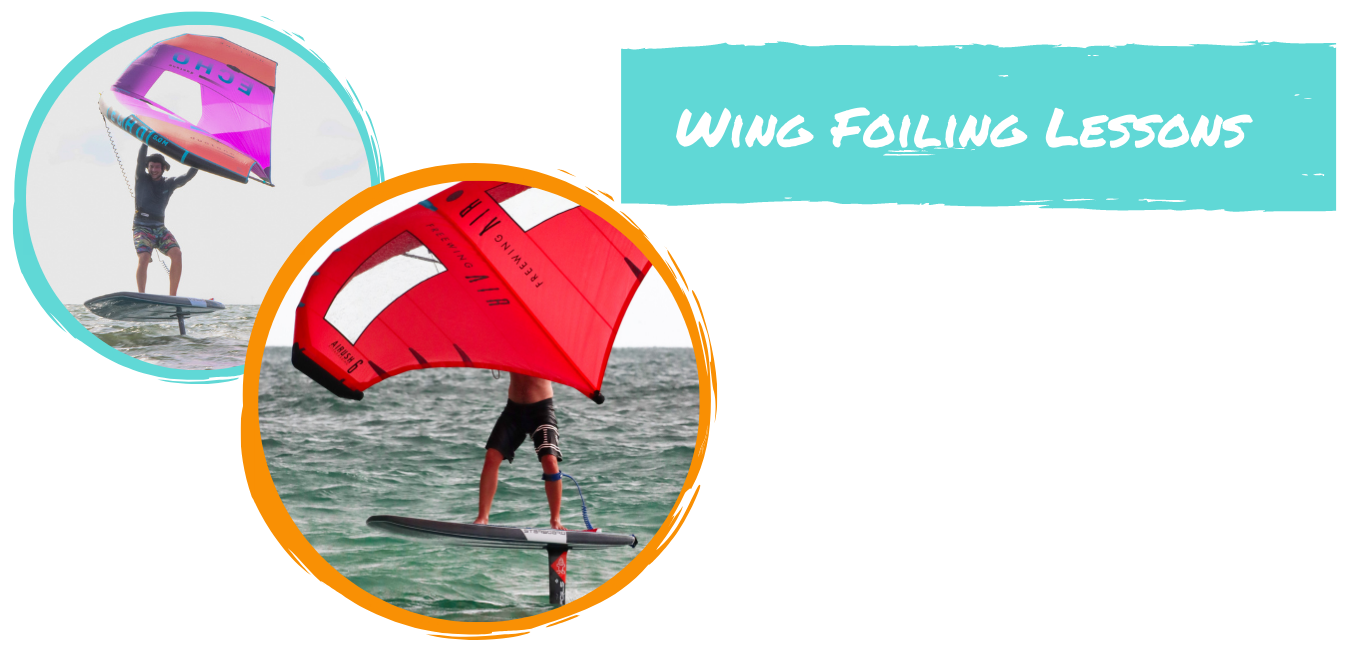 learn to wing foil