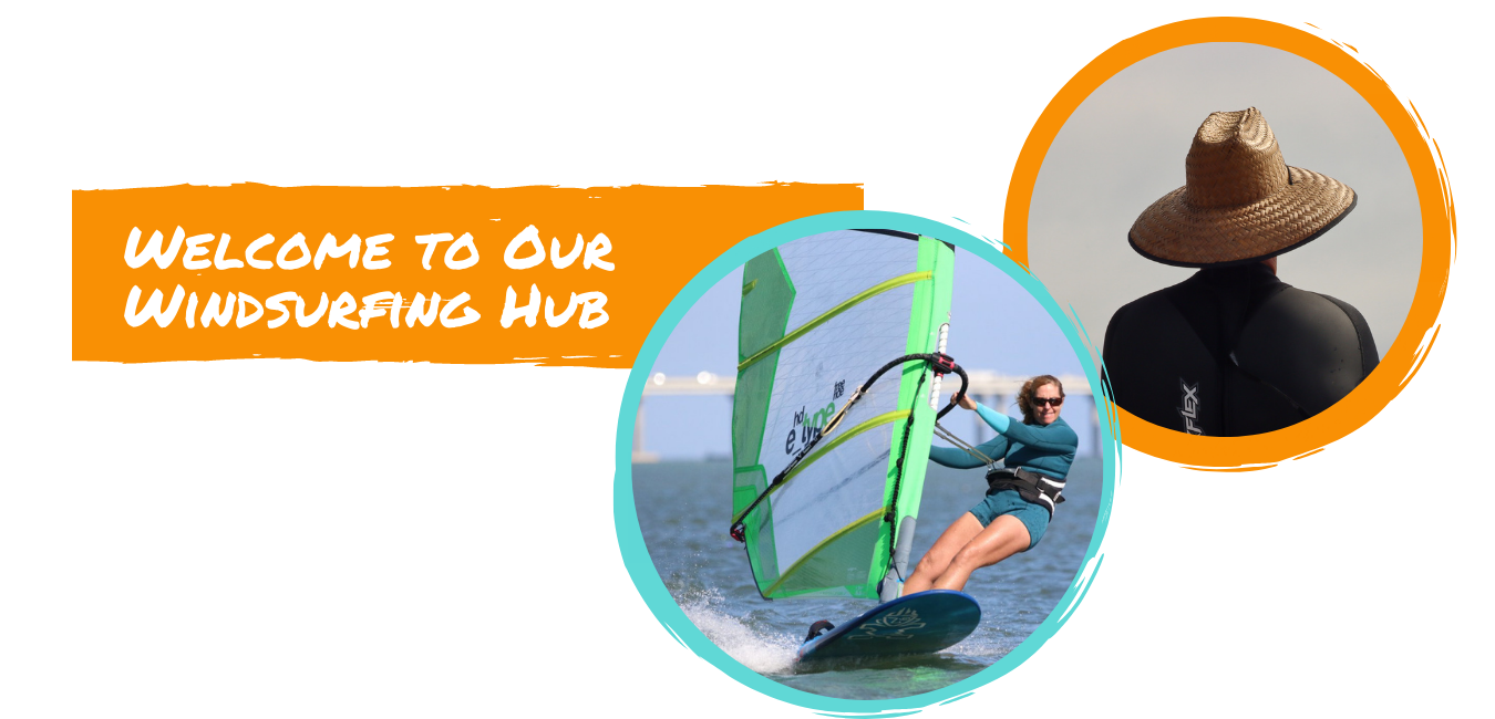 welcome to our windsurfing hub